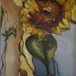 Compozitie cu floarea soarelui